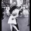 Un beso histórico
