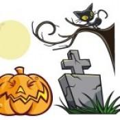 Halloween: creemos un rincón de miedo