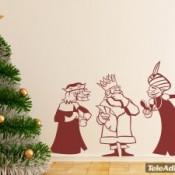 Unos entrañables personajes navideños: Los Reyes Magos