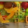 Frutas, una explosión de color