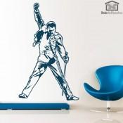 El carisma de Freddie Mercury en nuestro hogar