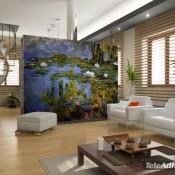 Vinilo de Monet para su salón