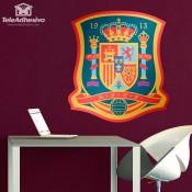 Lleva a la Selección Española por bandera