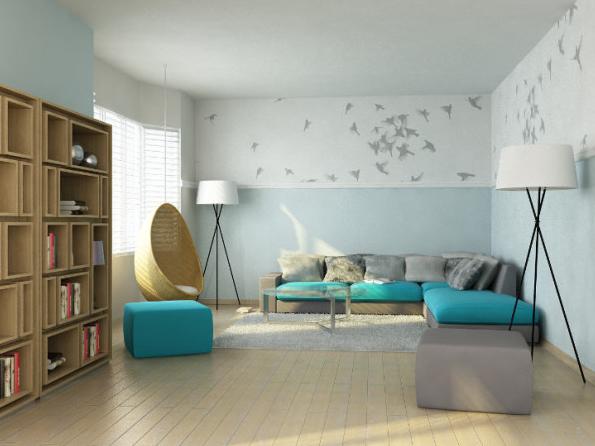 Decoraci n minimalista - Decoracion salon minimalista ...