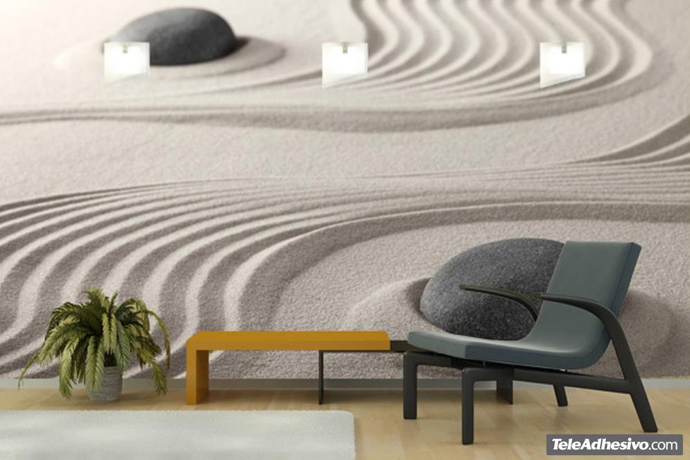 Cascadas interiores para armonizar espacios for Cascadas jardin zen