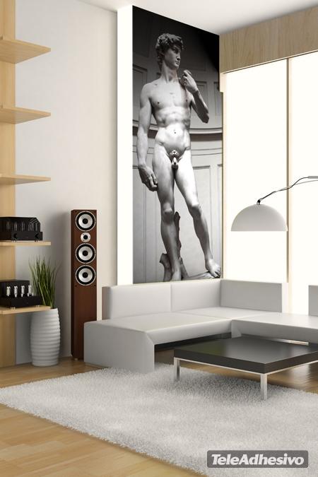 David de Miguel Ángel: decoración con arte clásico.