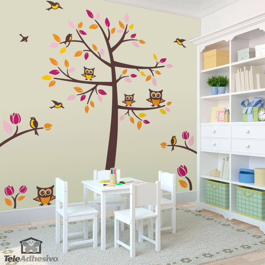 Decoraci n infantil minimalista - Vinilos para habitacion infantil ...