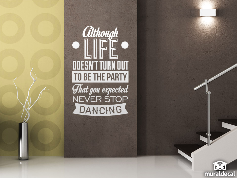 vinilos-decorativos-never-stop-dancing
