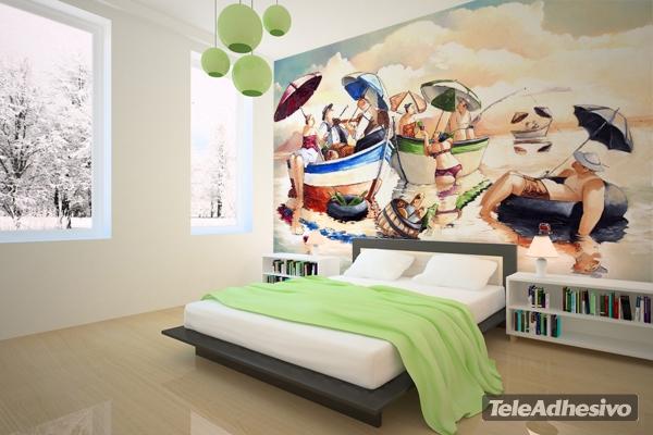 http://www.teleadhesivo.com/es/fotomurales/producto/ilustraciones-368/almuerzo-en-el-agua-ronald-west-13984