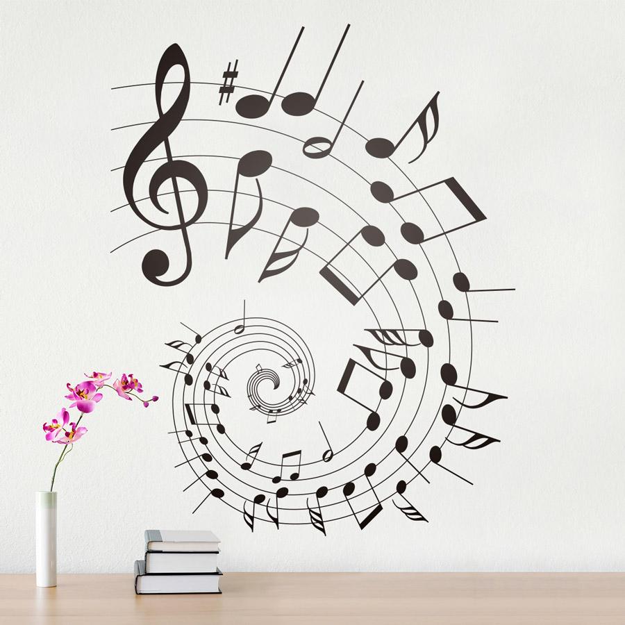 vinilos decorativos musica