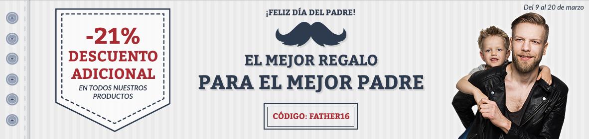 Promoción Día del Padre