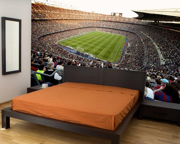 Fotomural decorativo Estadio Camp Nou