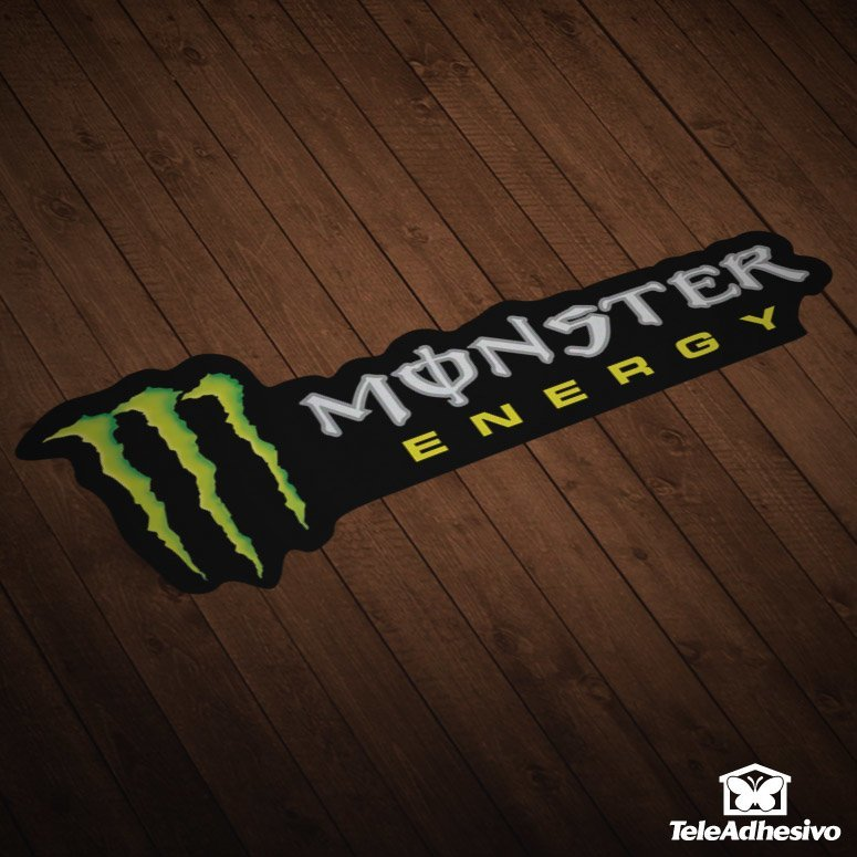 Pegatinas más vendidas Monster Energy